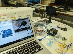 Work with Arduino in Physical Computing